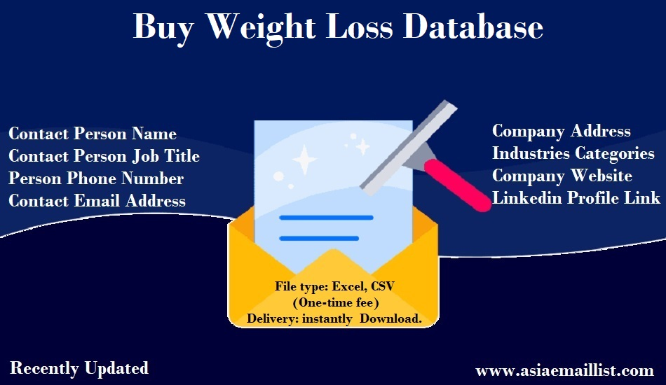 Buy Weight Loss Database